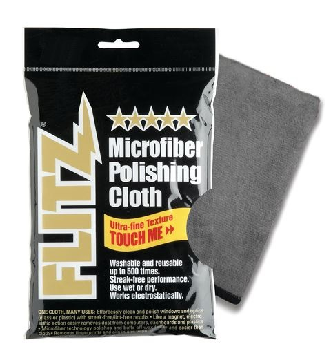 Flitz Microfiber Polishing Cloth (Online Only)