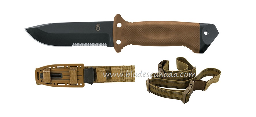 Gerber LMF II Infantry - Coyote Brown (Online Only)