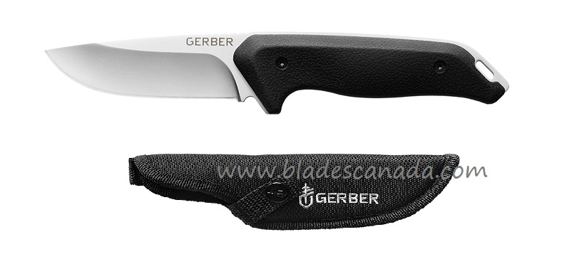 Gerber Moment Fixed Blade w/ Nylon Sheath (Online Only)