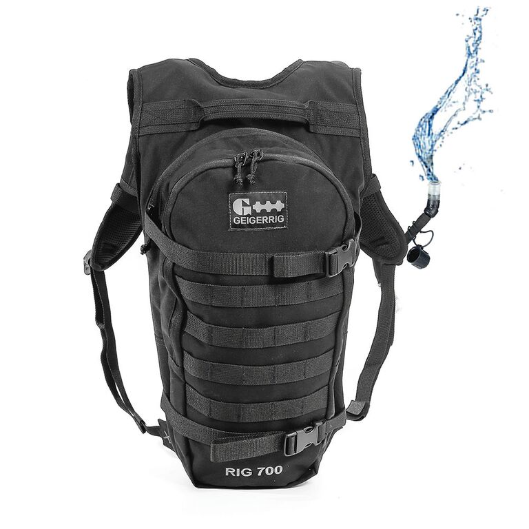 Geigerrig Tactical 700 - Black
