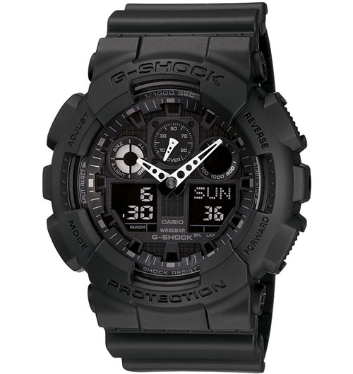 G Shock GA100-1A1 X Large Series