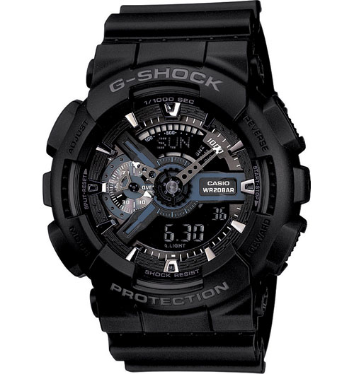 G Shock GA110-1B X Large Series
