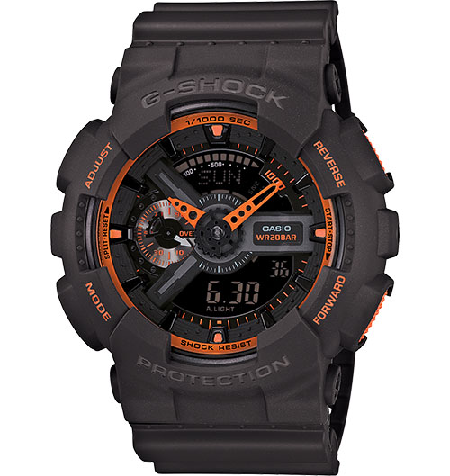 G Shock GA110TS-1A4 X Large Series