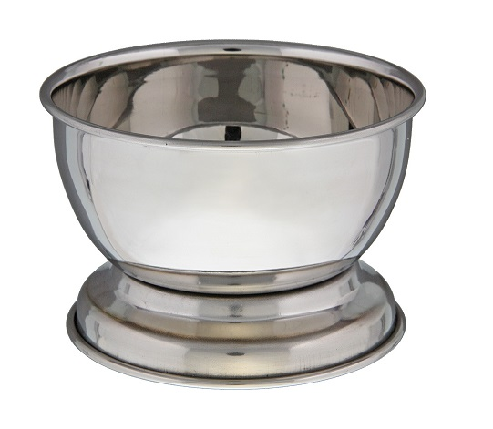 Garos Goods Stainless Steel Shaving Bowl