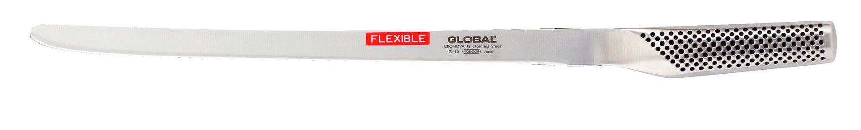 "Global G-10 11.75"" Flexible Slicer (Online Only)"