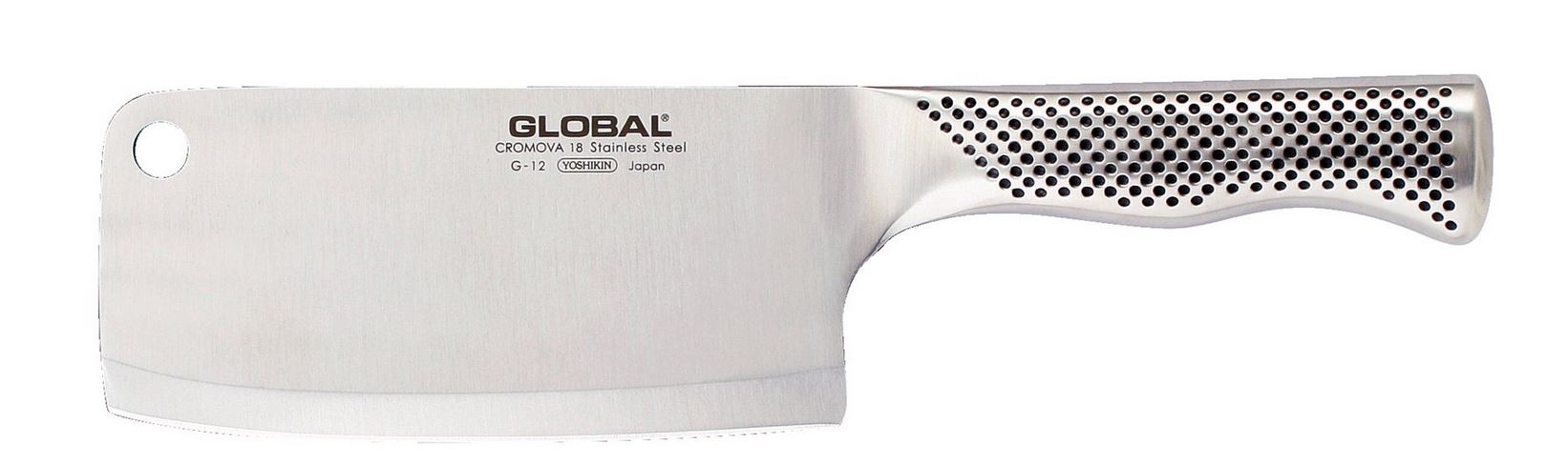 "Global G-12 6"" Meat Chopper"