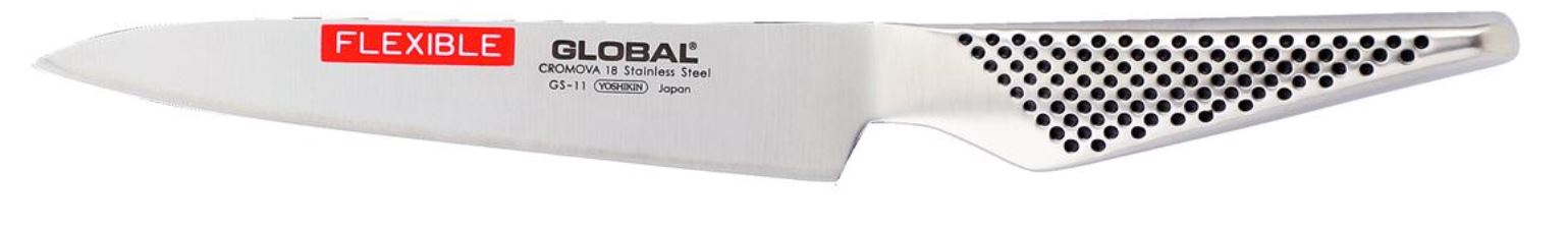 "Global GS-11 5.75"" Flexible Utility Knife (Online Only)"