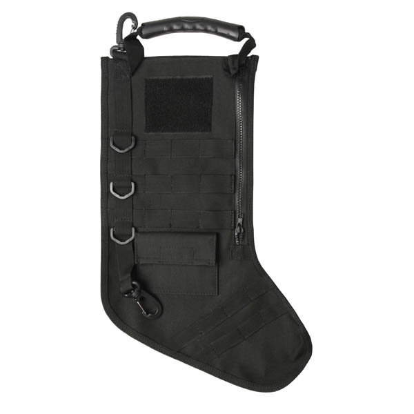 Ruck Up Tactical Christmas Stocking - Black (Online Only)