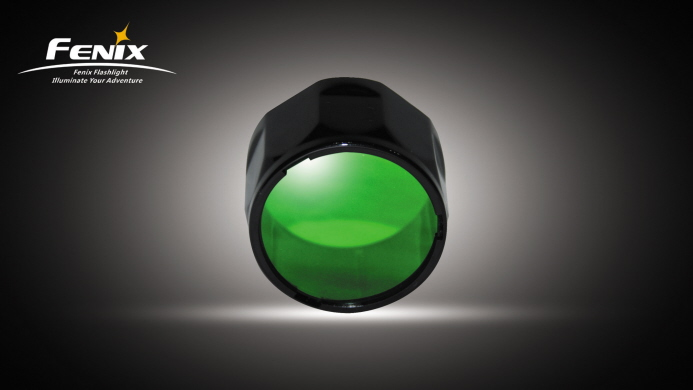 Fenix AOFL Green Filter - TK22/LD41/RC15