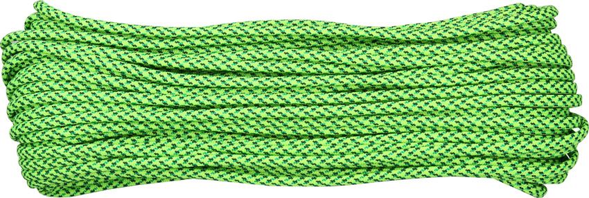 550 Paracord, 100Ft. - Green Spec