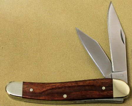 Grohmann R350S Classic #2 Folder Rosewood