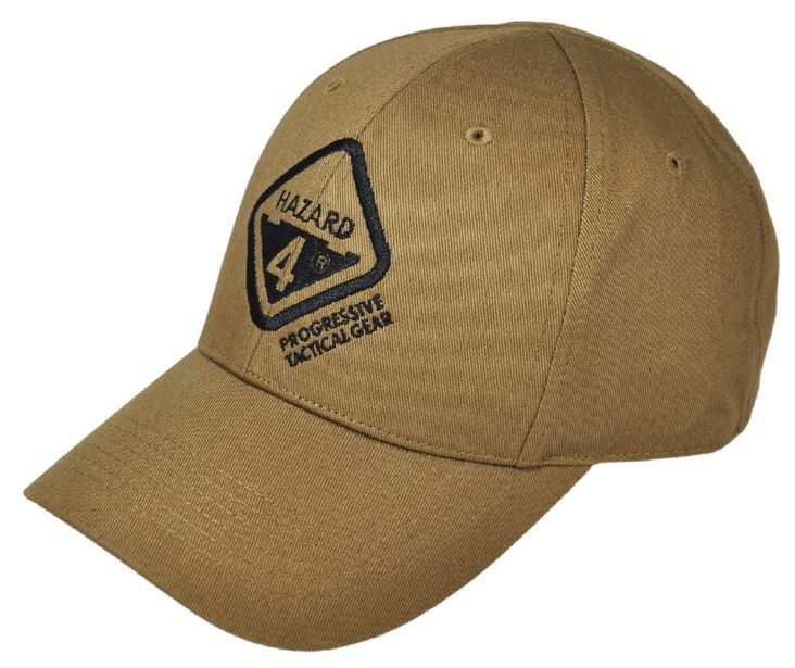 Hazard 4 H4 Tactical Logo Ball Cap