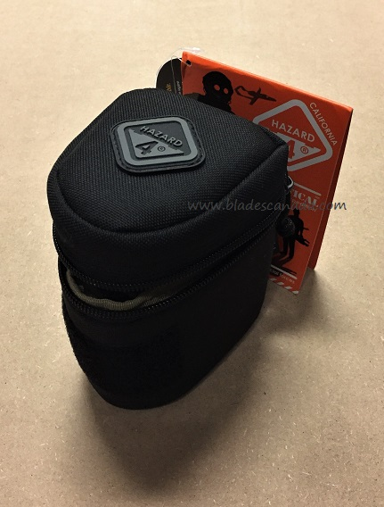 Hazard 4 Jelly Roll Small Lens Case - Black