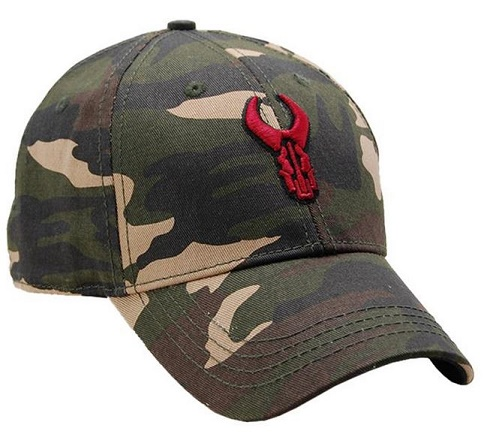 Badlands Hat - Army Camo