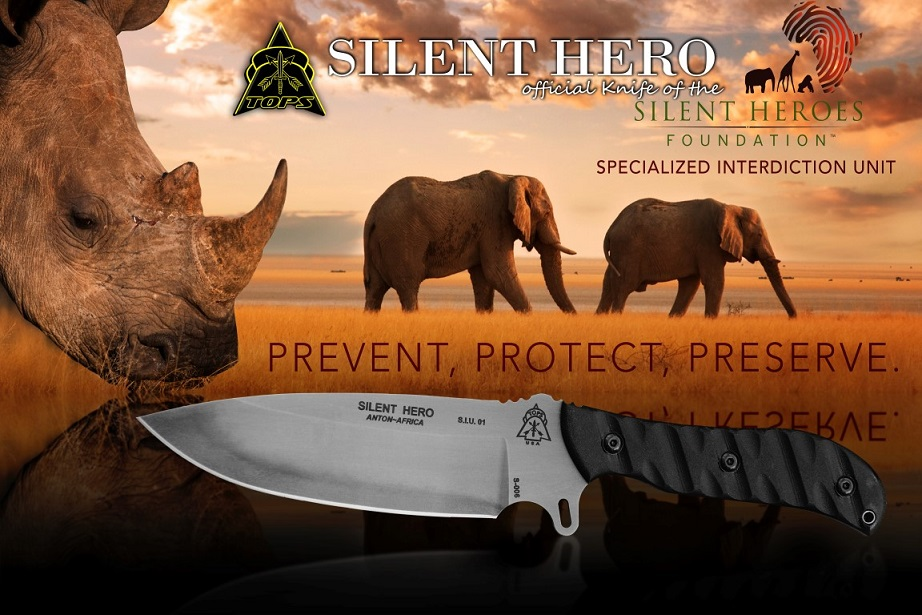 TOPS HERO-01 Silent Hero - Rocky Mountain Grip