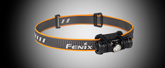 Fenix HM23 Ultralight AA Running Headlamp - 240 Lumens