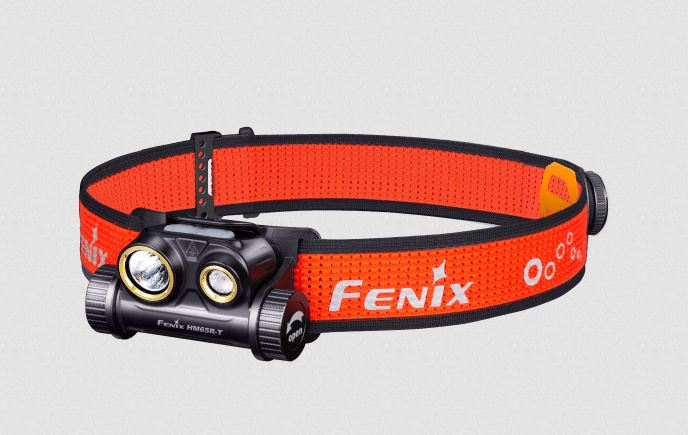Fenix HM65R-T Trail Edition Rechargeable Headlamp - 1500 Lumens