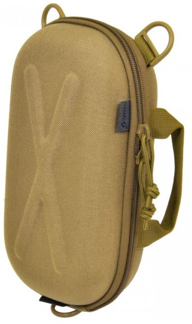 Hazard 4 Nutcase Padded Hard Case - Coyote