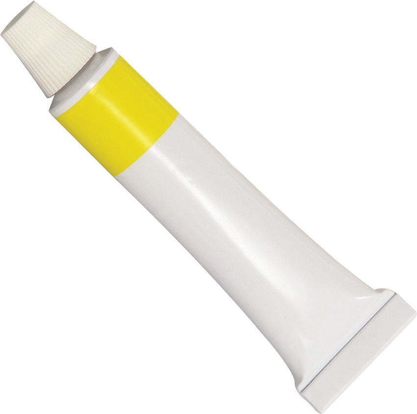 Herold Solingen HS601 Tubenpaste for Strops - YELLOW