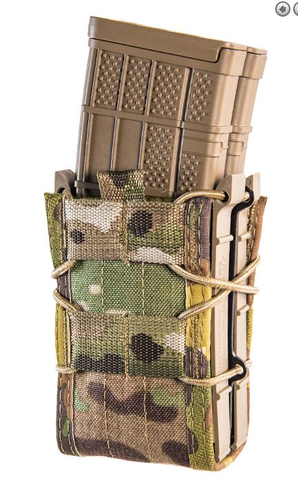 High Speed Gear 112R00BK X2R Taco - MOLLE - Multicam