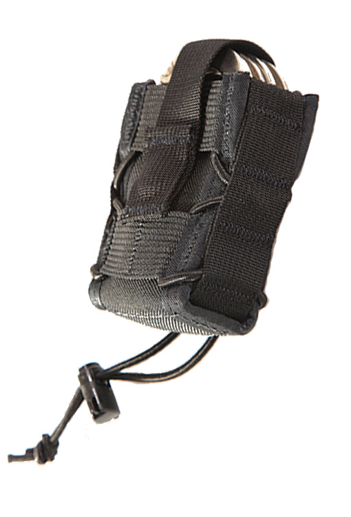 High Speed Gear 11DC00BK Handcuff Taco MOLLE - Black