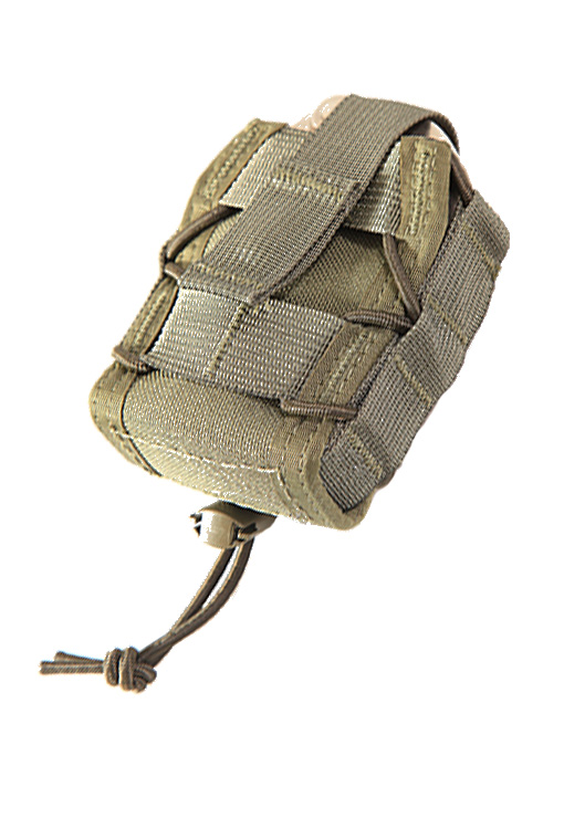 High Speed Gear 11DC00OD Handcuff Taco MOLLE - OD Green
