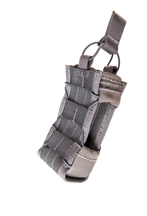 High Speed Gear 11MAC0WG Multi Access Comm Taco MOLLE -Wolf Grey
