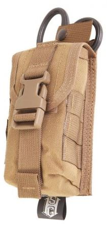 High Speed Gear 12BP00CB Bleeder Blowout Pouch MOLLE - Coyote