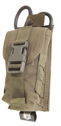 High Speed Gear 12BP00OD Bleeder Blowout Pouch MOLLE - OD Green