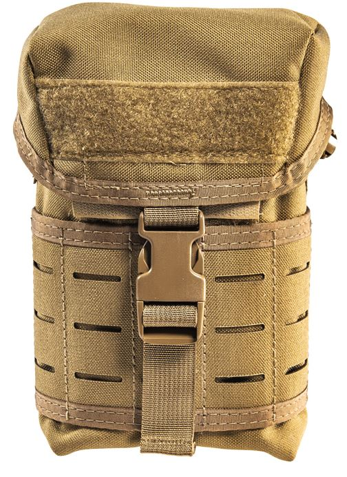 High Speed Gear 12CP01CB Canteen Pouch - MOLLE - Coyote