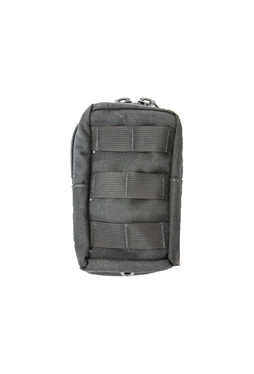 High Speed Gear 12RP00BK Mini Radio/Utility Pouch MOLLE- Black