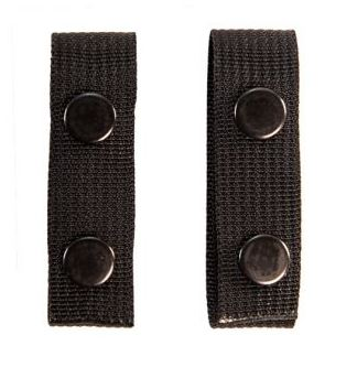 High Speed Gear 31DBK2BK Duty Belt Keepers - 2 Pack
