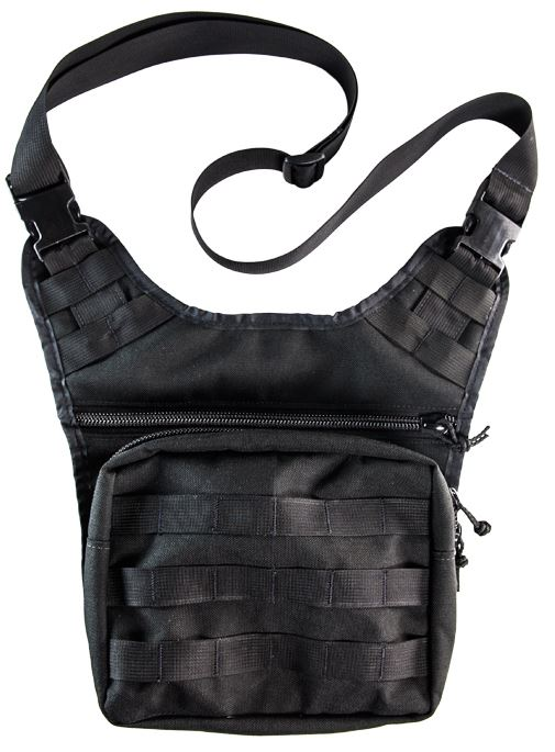 High Speed Gear 50SB00BK Shoulder Bag - Black