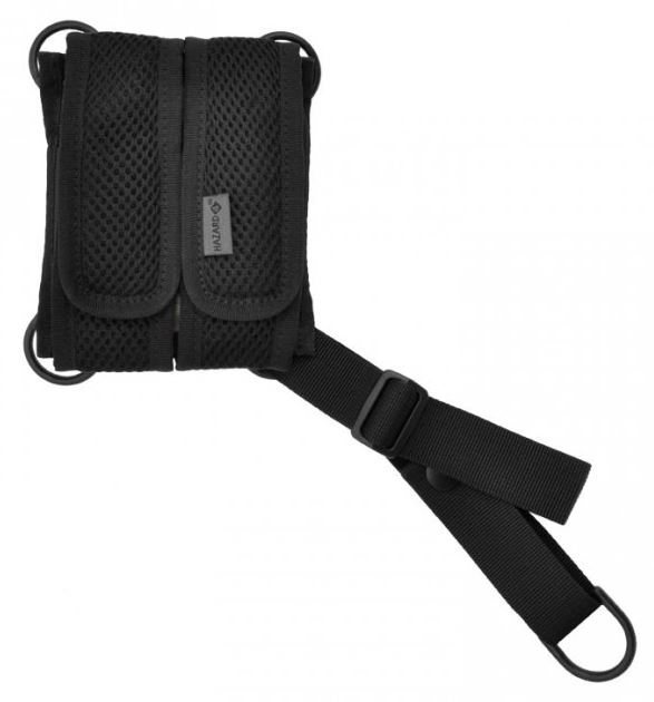 Hazard 4 AeroliteMag Double Magazine Pouch - Black