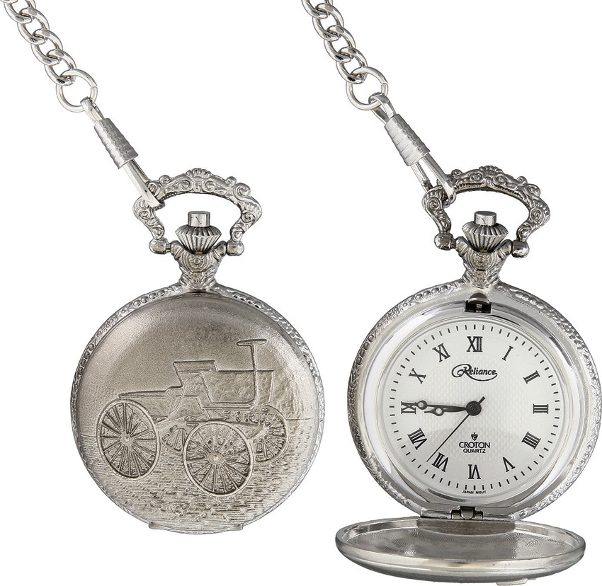 Automobile Classic Pocket Watch (Online Only)