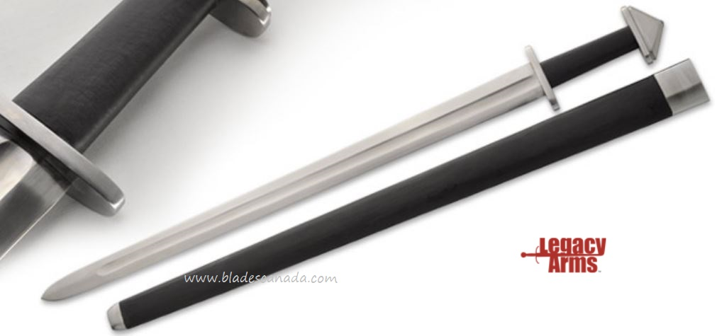 Legacy Arms 8th Century Viking Sword 5160 Steel IP033 (Online)