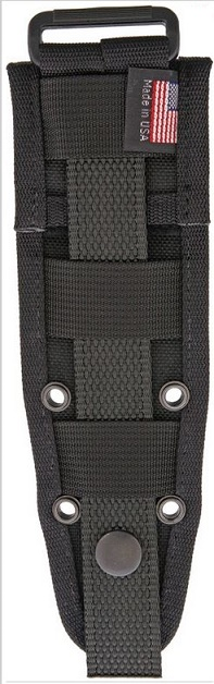 ESEE MOLLE Back for Izula - Black