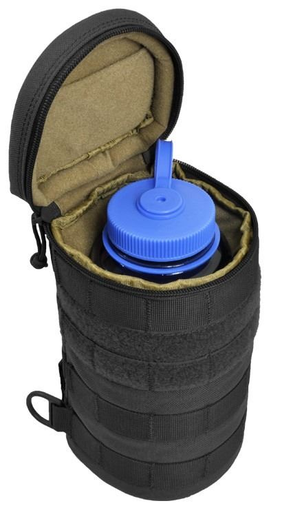 Hazard 4 Jelly Roll Lens/Bottle Case - Black