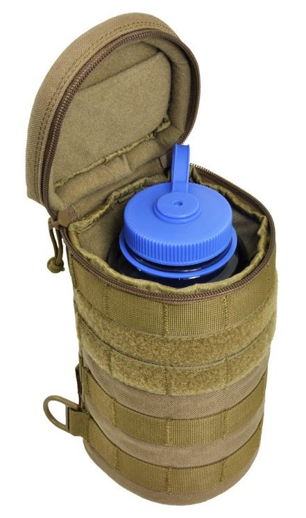 Hazard 4 Jelly Roll Lens/Bottle Case - Coyote