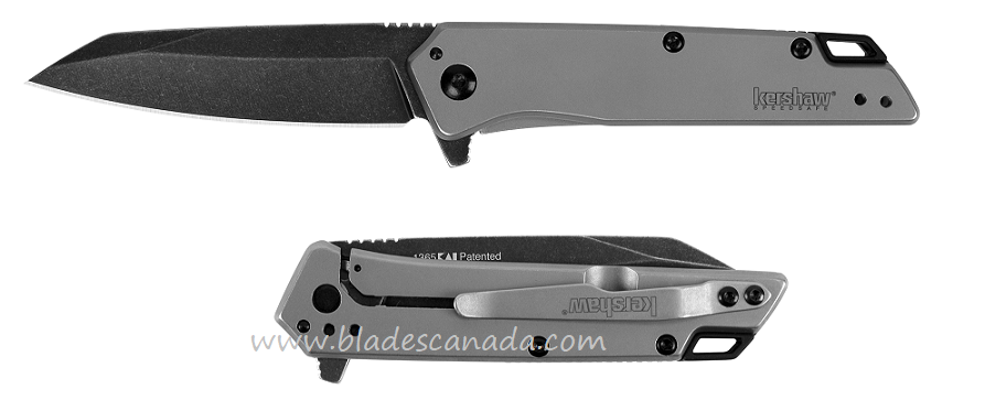 Kershaw 1365 Misdirect Blackwash Framelock Folder