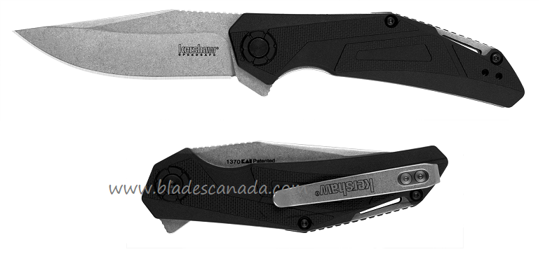 Kershaw 1370 Camshaft Assisted Opening Folder (Online Only)