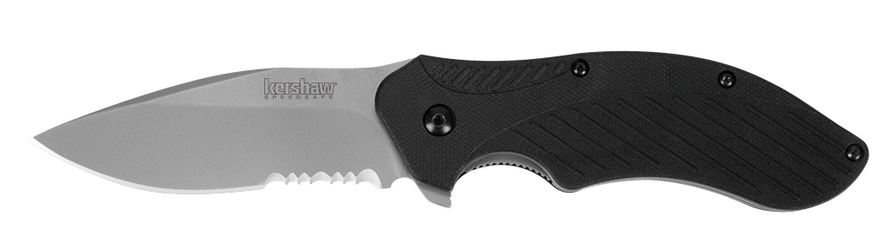 Kershaw 1605ST Clash Serrated Assisted Opening (Online Only)