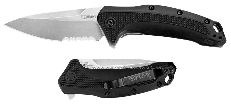 Kershaw 1776ST Link Serrated Assisted Opening (Online Only)