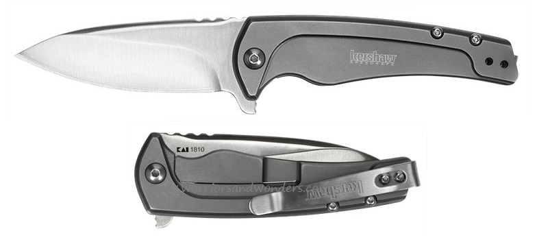 Kershaw 1810 Intellect Assisted Opening