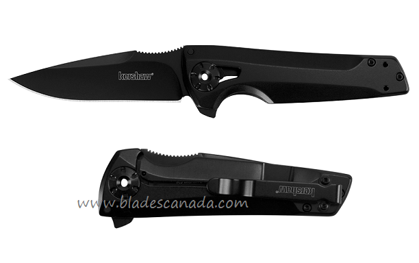 Kershaw 1988 Flythrough Framelock Folder