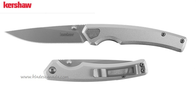 Kershaw Epistle Bead-Blasted Folding Knife, K2131