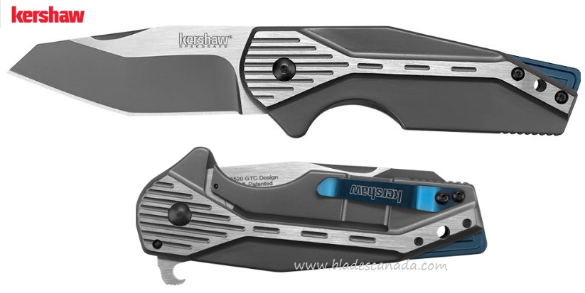 Kershaw Malt Framelock Assisted Opening Folding Knife K5520