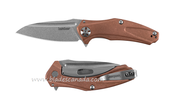 Kershaw Natrix Mini D2 Folding Knife - Copper 7006CU