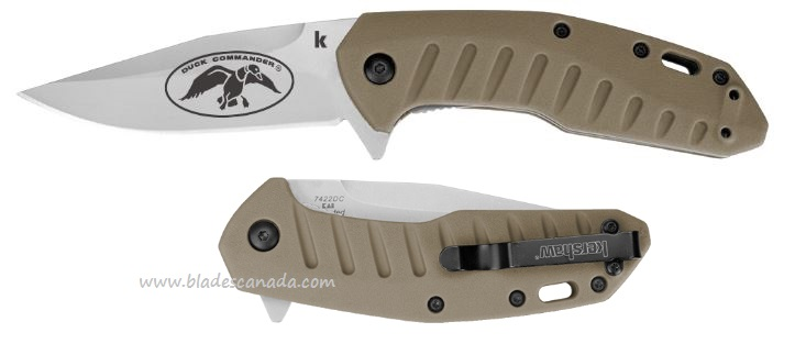 Kershaw 7422DCX Bisland Assisted Opening Flipper