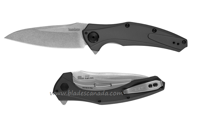 Kershaw Bareknuckle KVT Folding Knife 7777